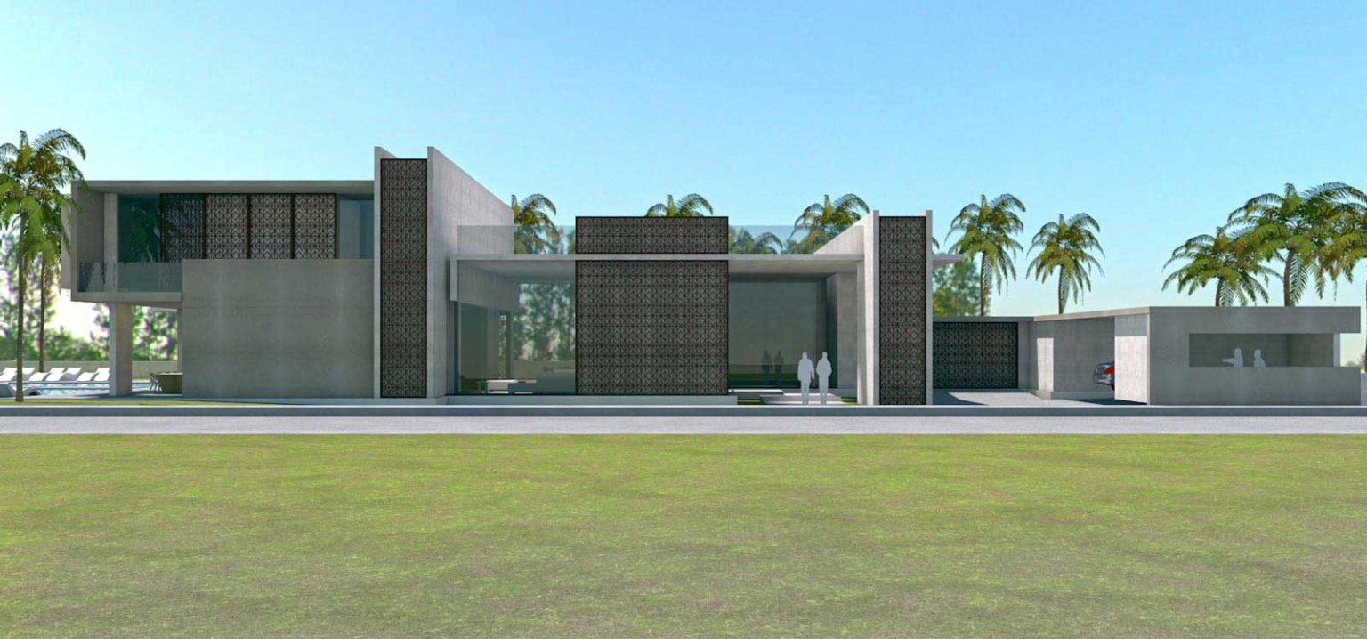 Luxury high end residence in the exclusive gated community of airport hills in accra ghana