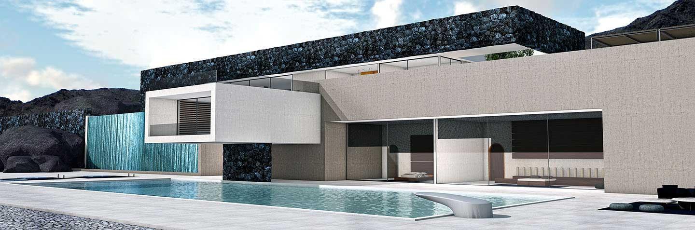 A luxury villa in kassiopi corfu by ikies architects