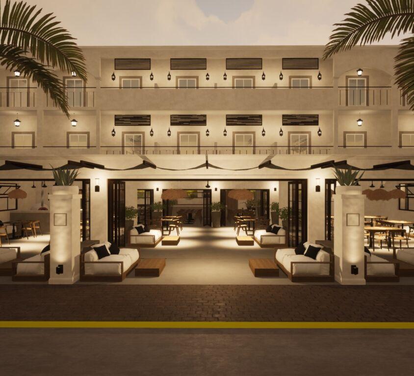 ipsos di mare hotel restaurant